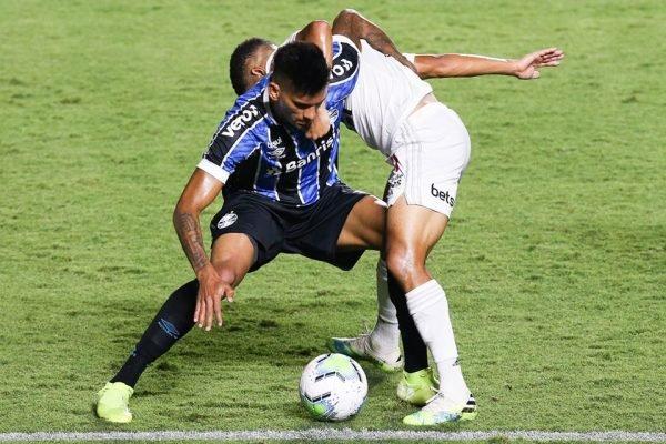Grêmio e São Paulo