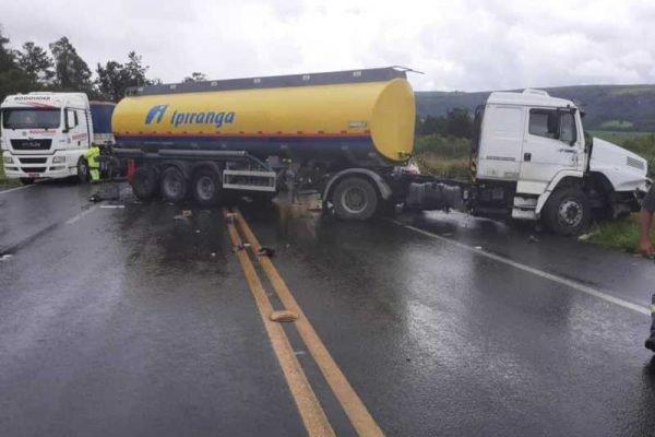 acidente rodovia paranaense