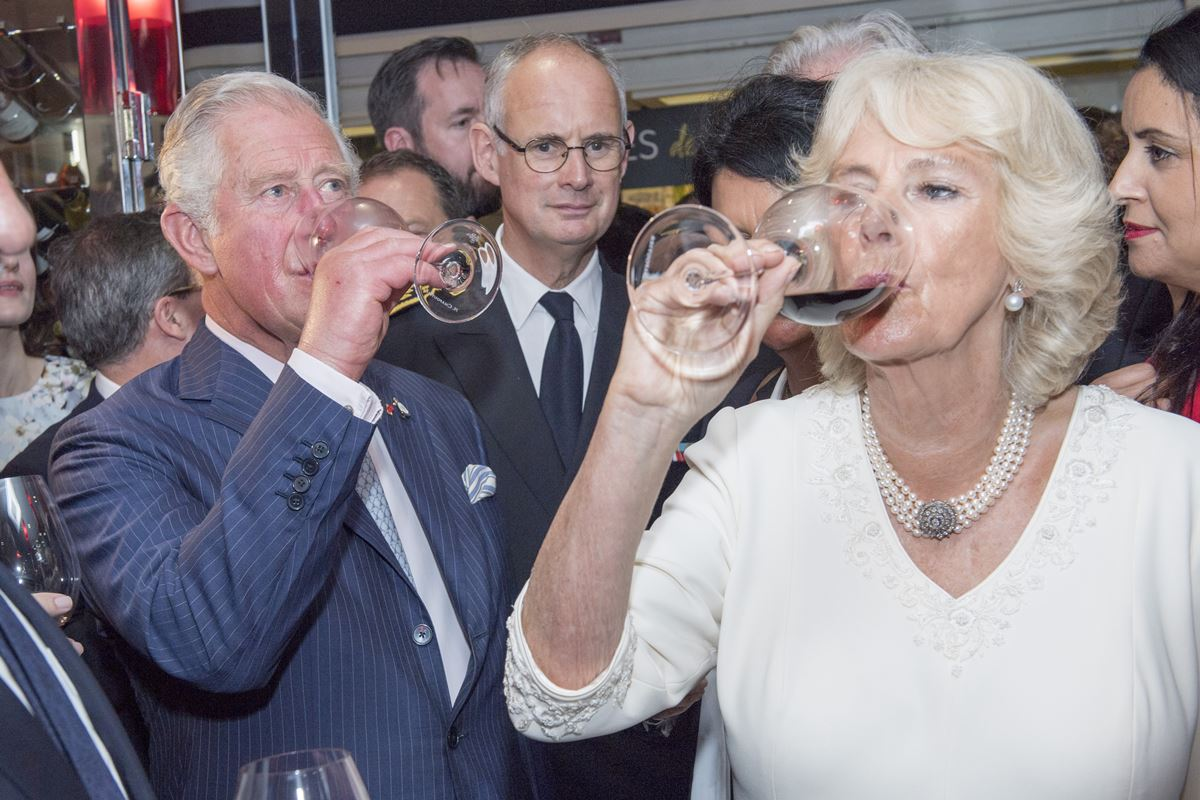 Príncipe Charles e a duquesa de Cornualha, Camilla Parker