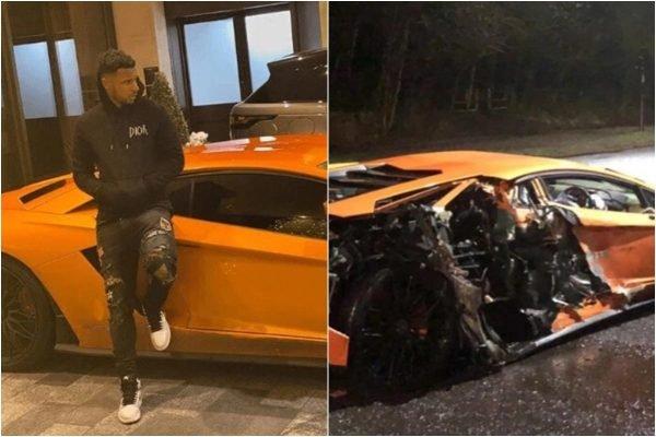 Mousset Lamborghini
