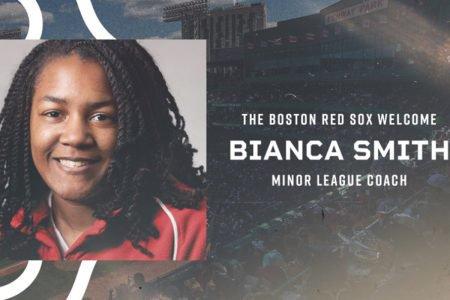 Bianca Smith MLB