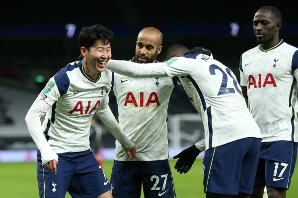 Tottenham Derrota Brentford E Esta Na Final Da Copa Da Liga Inglesa