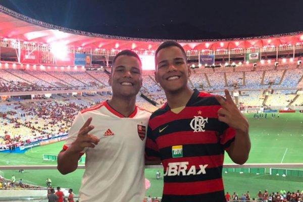 Gêmeos Diego e Diogo Lima