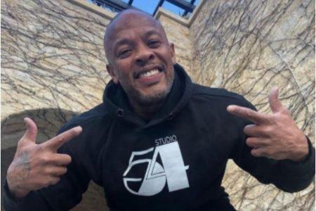 Rapper Dr Dre