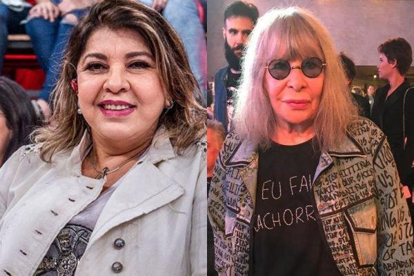 Rita Lee e Roberta Miranda
