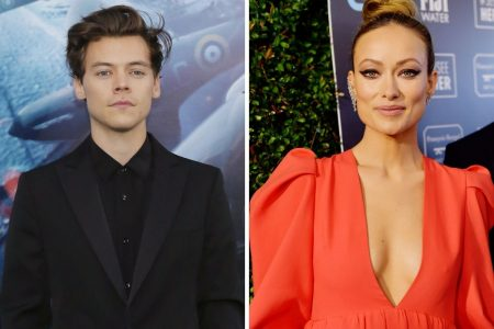 Harry Styles e Olivia Wilde