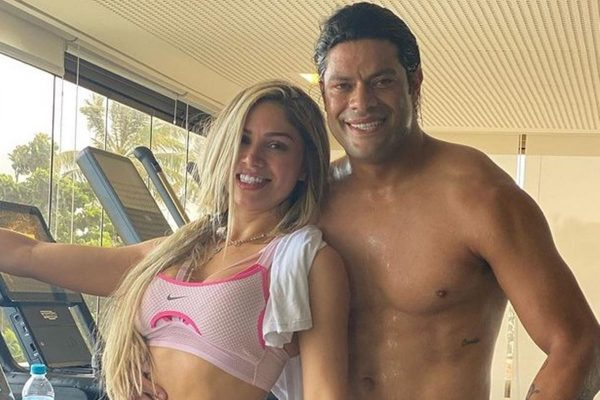 Hulk e Camila