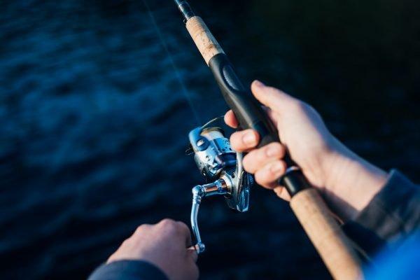 Molinete de pesca
