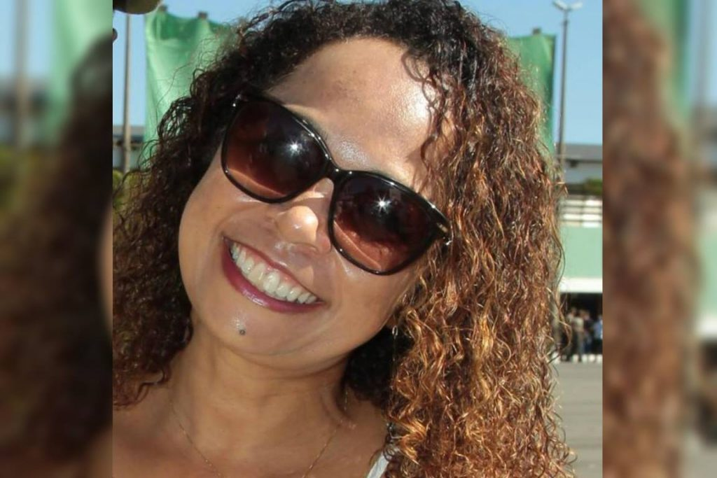 Marley de Barcelos Dias, vítima de feminicídio no DF