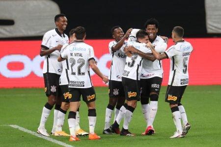 Corinthians vence o Fluminense