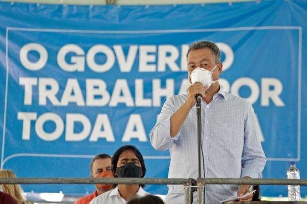 Governador da Bahia, Rui Costa