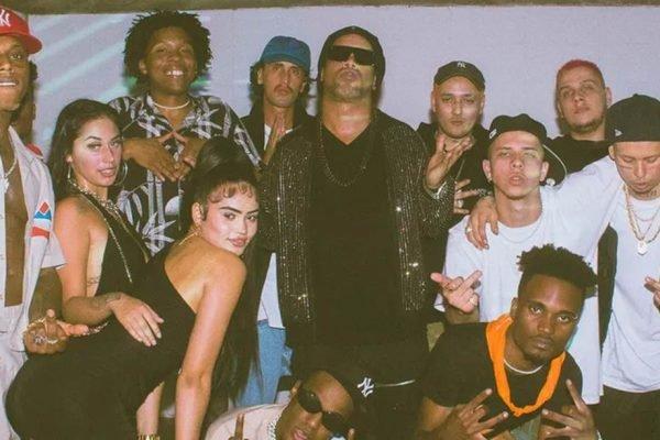 Ronaldinho lança clipe de rap