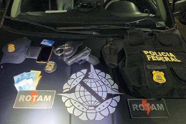 PMDF prende foragido da Justiça e padrasto que se passava por policial federal
