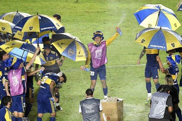 Boca Juniors campeão da Copa Diego Armando Maradona