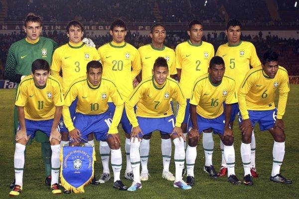 Seleção Brasileira sub-20 2011