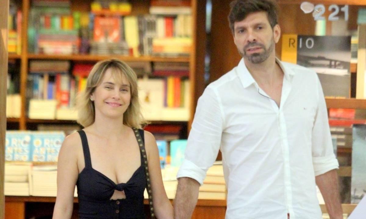 Fernanda Nobre e José Roberto Jardim