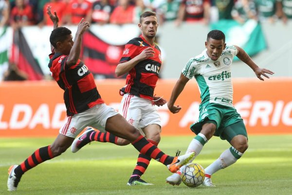 Flamengo x Palmeiras