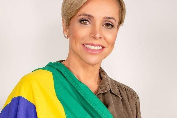 Cristiane Brasil, ex-deputada e nova assistente parlamentar do PTB em São Paulo