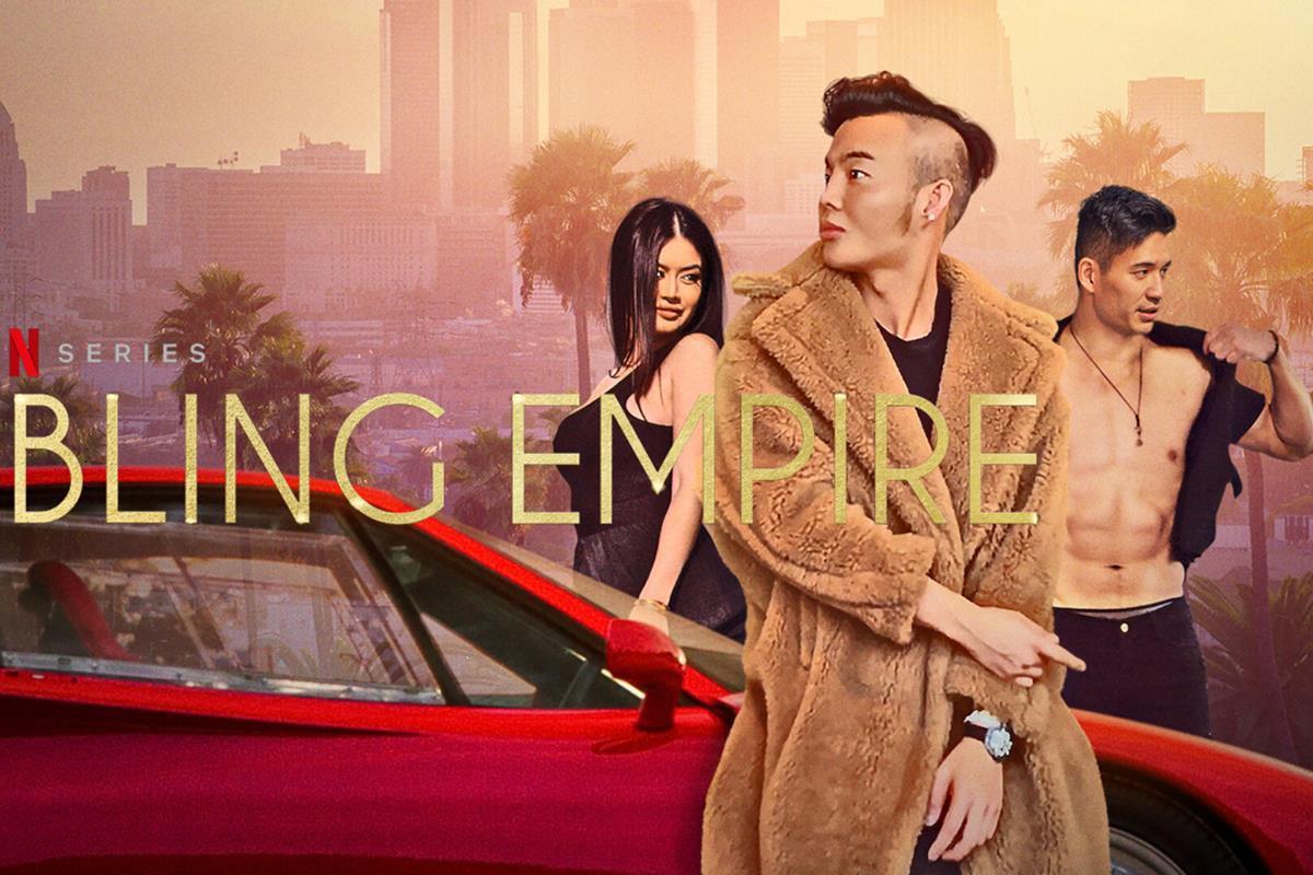 Poster Bling Empire