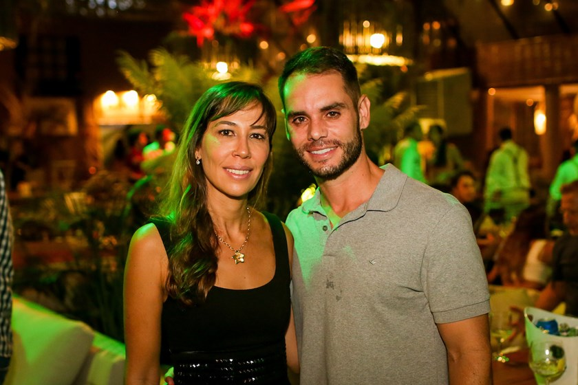 Adriana e João Paulo Menezes