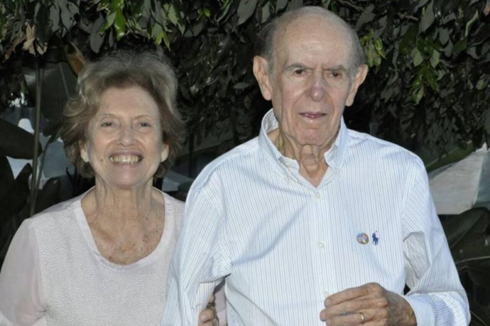 Os pioneiros Déa Lúcia e Carlos Murilo