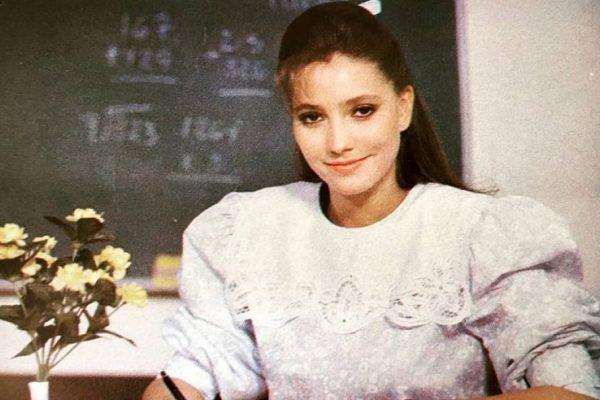 Gabriela Rivero era a professorinha Helena de Carrossel