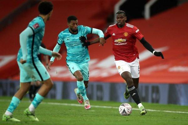 Manchester elimina o Liverpool