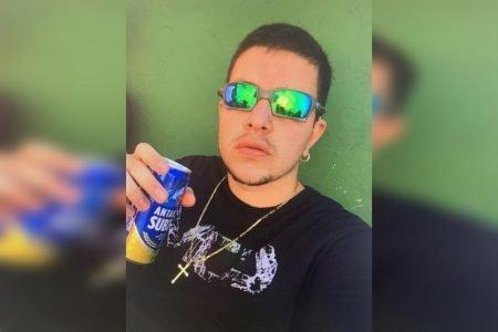 Filipe Igor Santiago Gomes, 25 anos