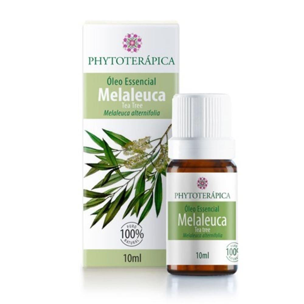 Óleo essencial melaleuca, da Phytoterápica, com 10ml