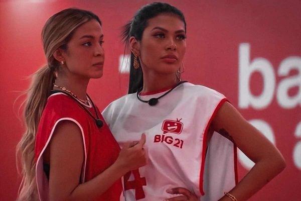 BBB21. Após Lucas e Nego Di vencerem prova, Kerline reclama da dupla