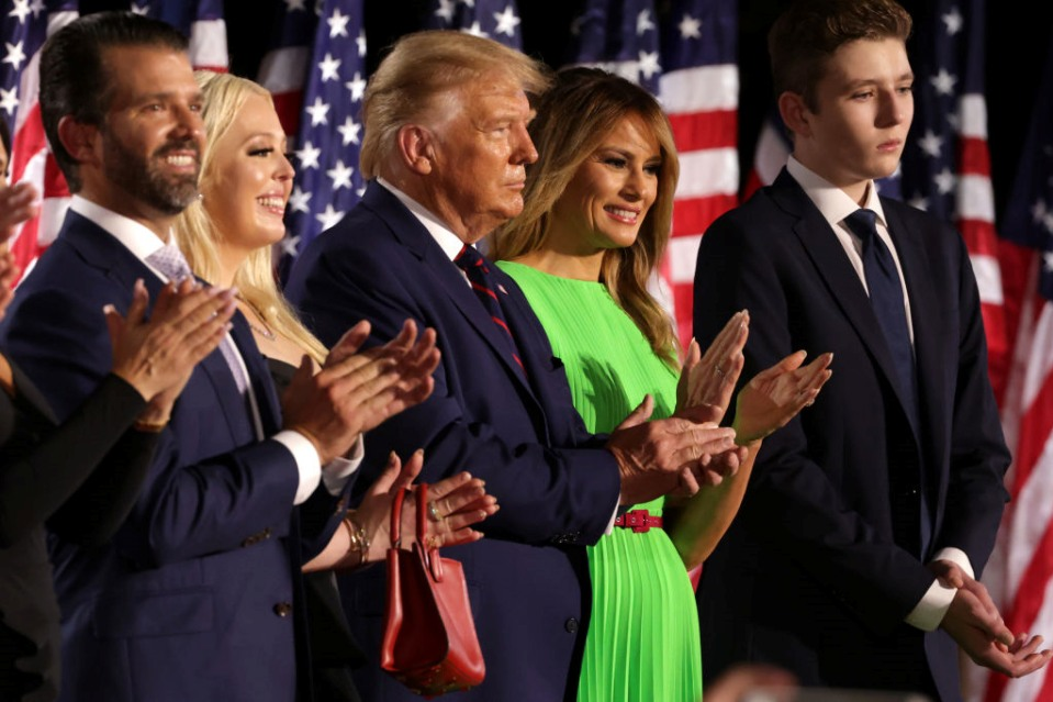 Família Trump