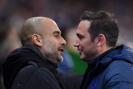 Guardiola e Lampard
