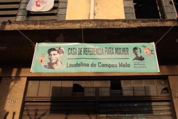 Casa de Referência para Mulher Laudelina de Campos Melo