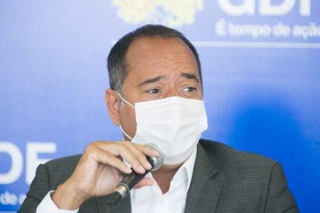 Leandro Cruz, secretário de Educação do DF