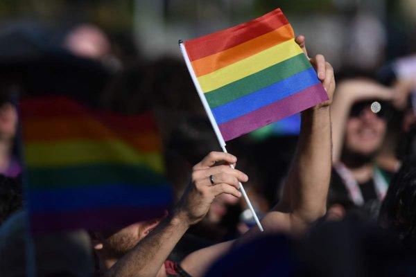 Parada LGBT Esplanada