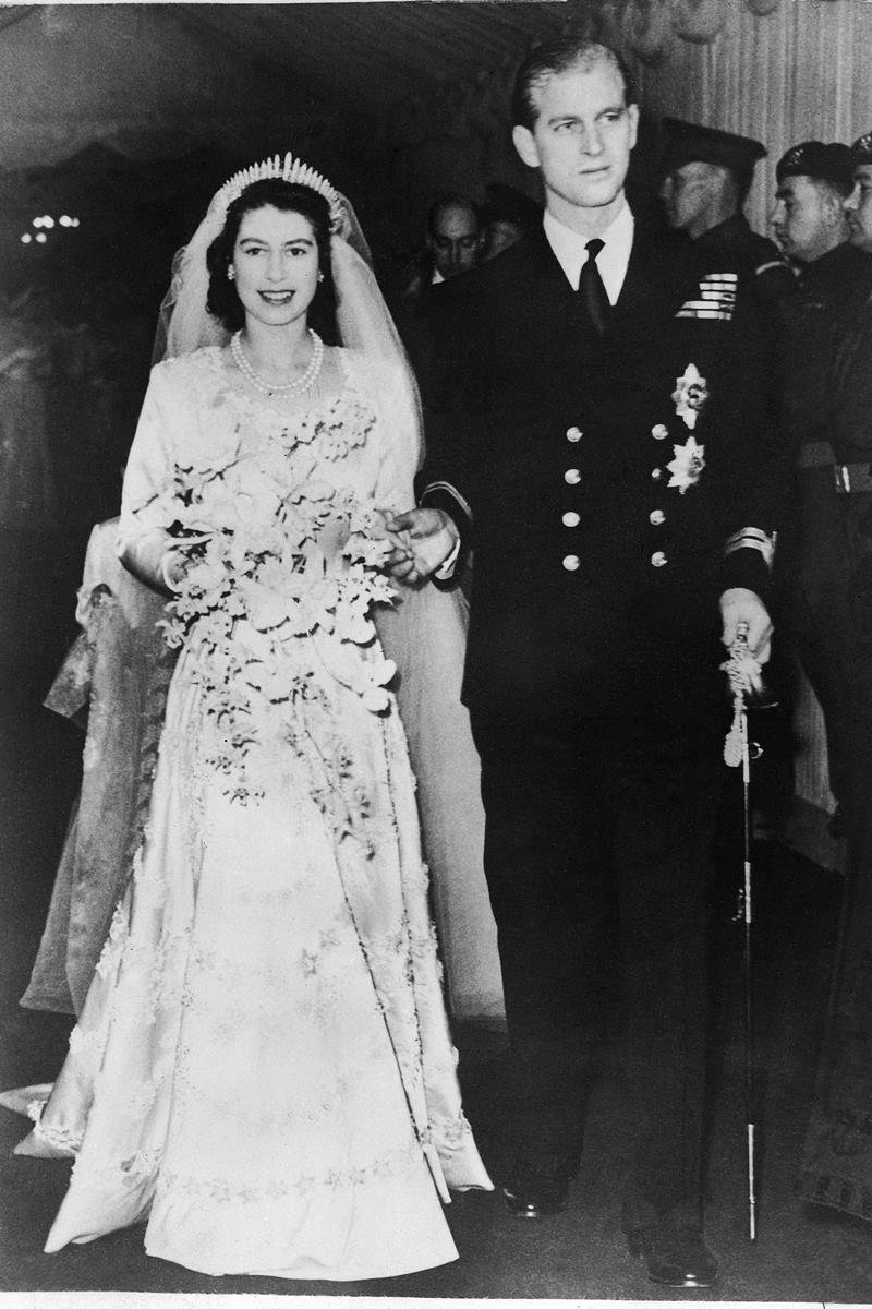 Casamento da rainha Elizabeth e do príncipe Philip
