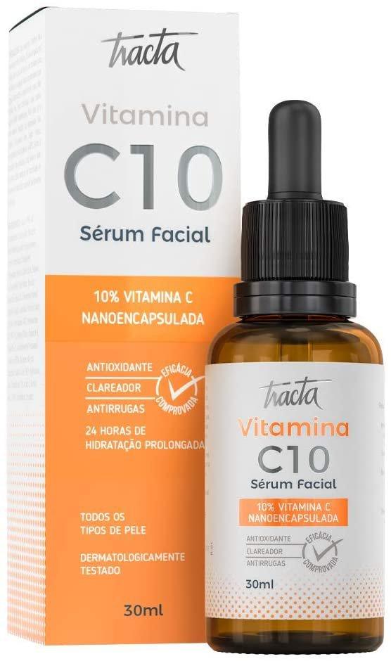 Sérum vitamina C, da Tracta, com 30ml