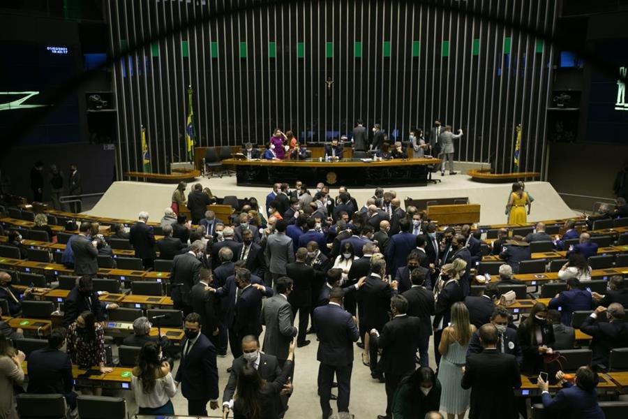 Votação para a presidência da Câmara dos Deputados e mesa diretora