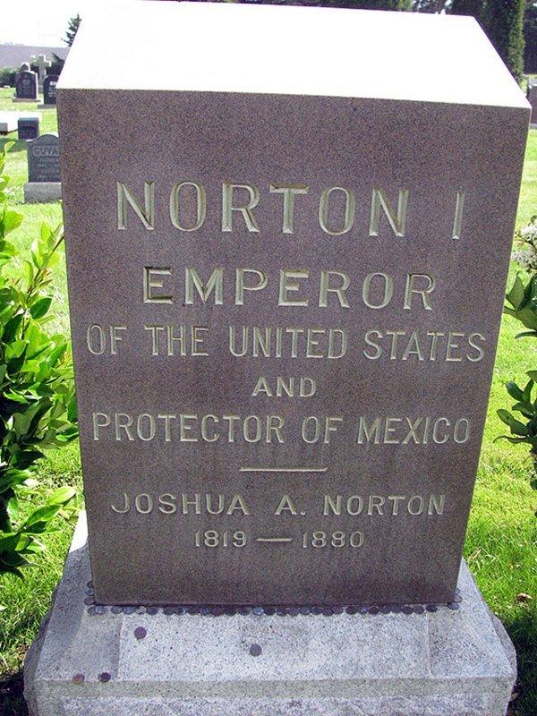 túmulo Norton 1°