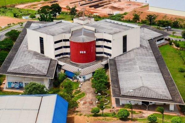 Câmpus da Universidade Estadual de Goiás em Anápolis