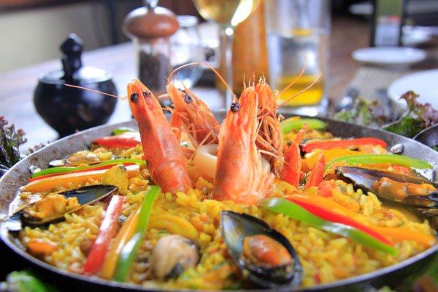Bela valenciana del Shrimp King