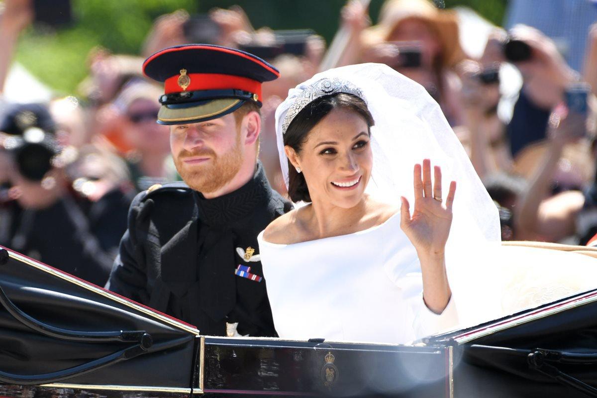 Casamento Meghan Markle e príncipe Harry