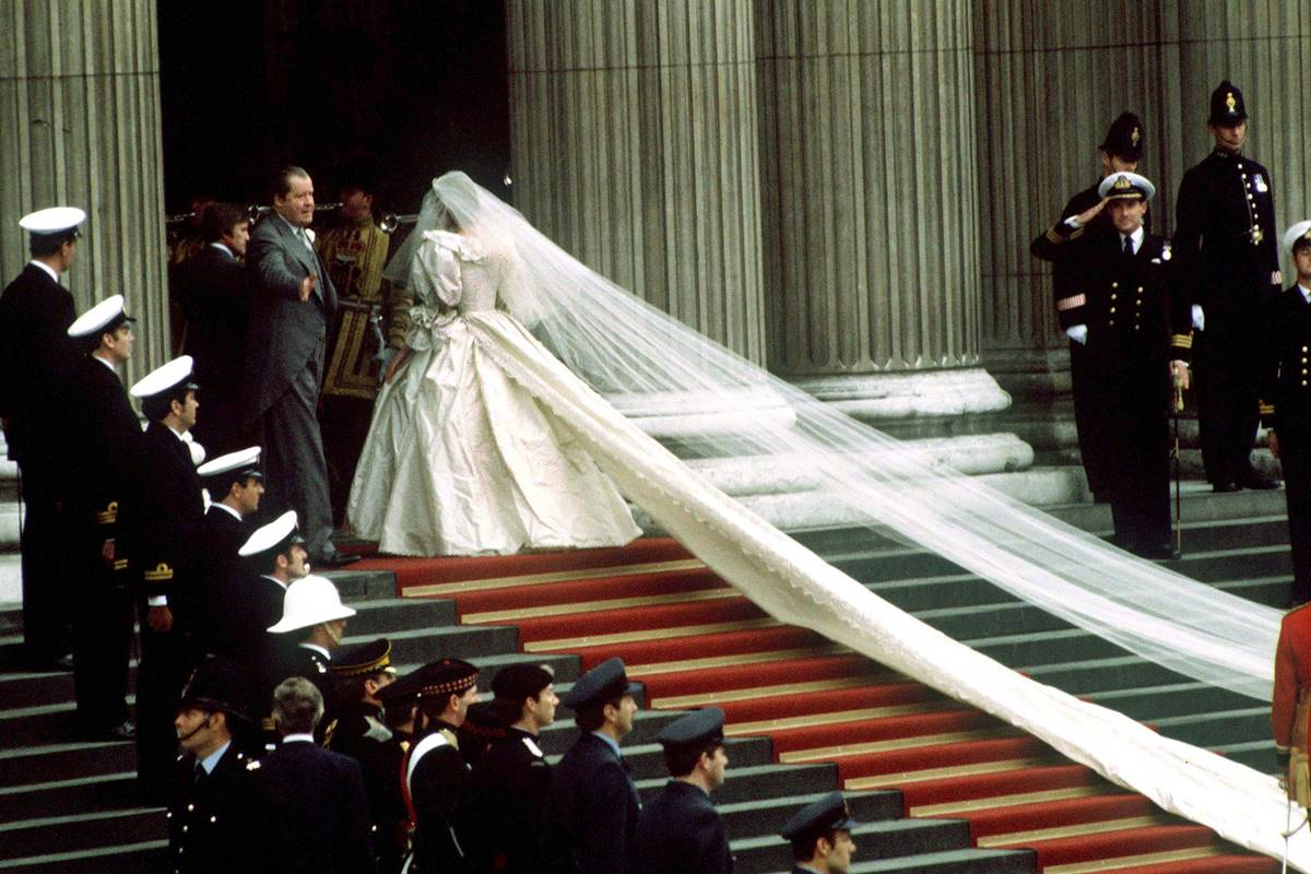 Casamento princesa Diana