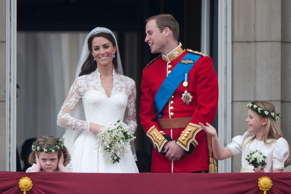 Casamento Kate Middleton e príncipe William