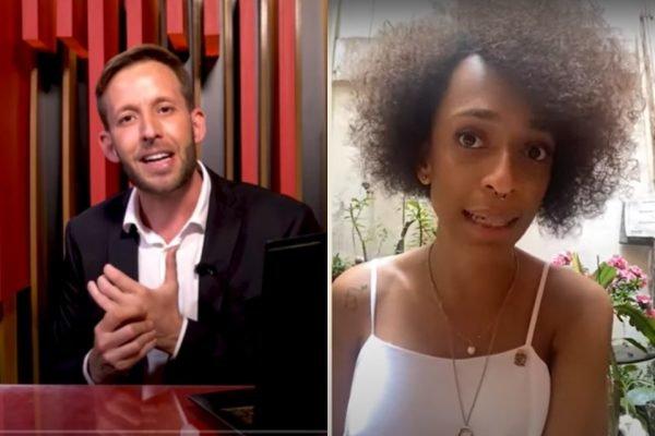 Caio Barbieri entrevista Erika Hilton