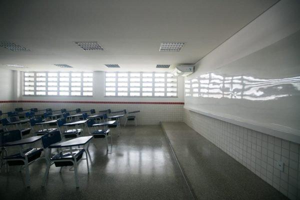 Inauguração escola técnica de Brazlândia