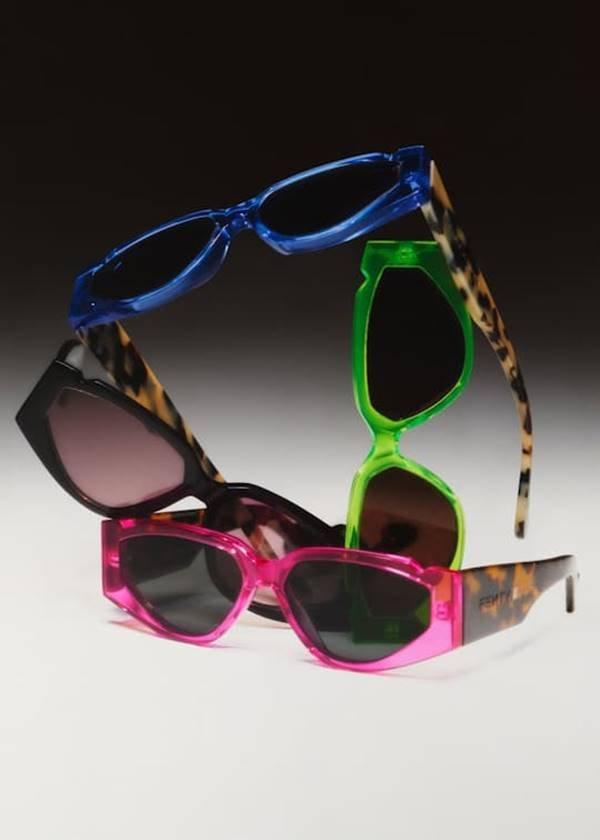 Óculos de sol da Fenty