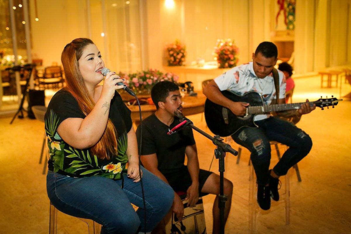 Brasília(DF), 10/02/21 Aniversário da Tatiana Mauriz Fotos: Gustavo Moreno/Especial Metrópoles