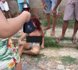 Mulher agredida na zona sul de Teresina