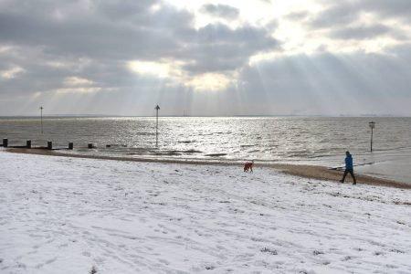 praia de Chalkwell